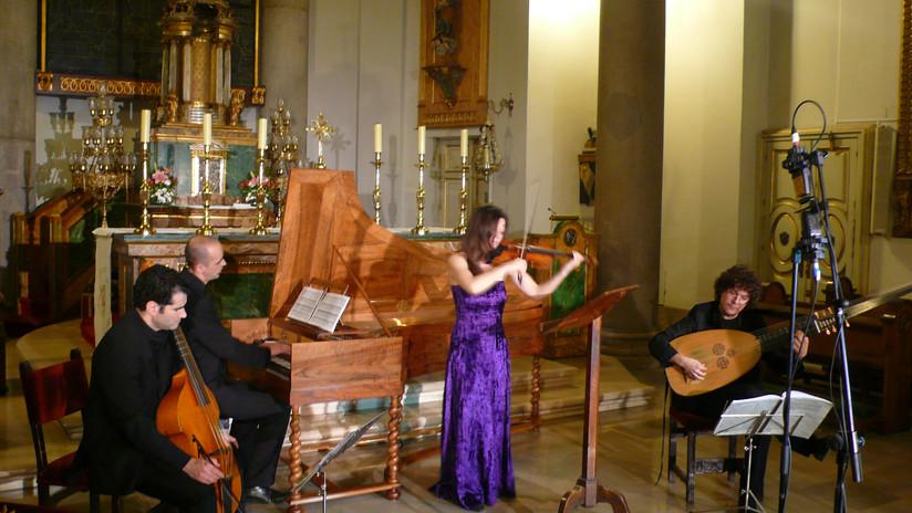 Real Oratorio del Caballero de Gracia   Madrid