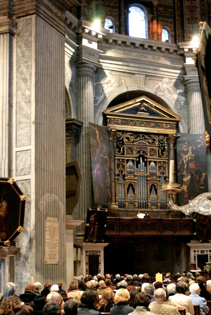 Basilica di Sta. Maria della Passione | Milano