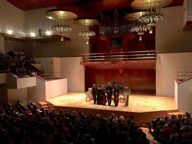 Sala de Cámara of the Auditorio Nacional de Música | Madrid