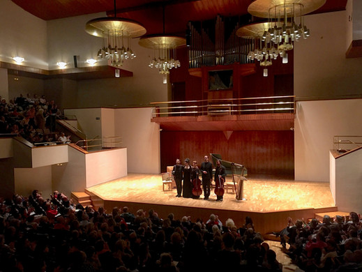 Sala de Cámara of the Auditorio Nacional de Música   Madrid