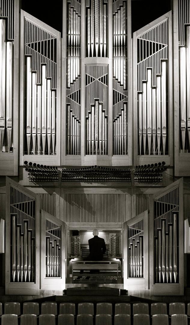 Sala Sinfónica of the Auditorio Nacional de Música | Madrid
