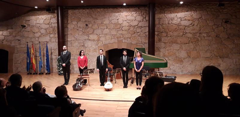 Sala de Cámara of the Auditorio Príncipe Felipe | Oviedo