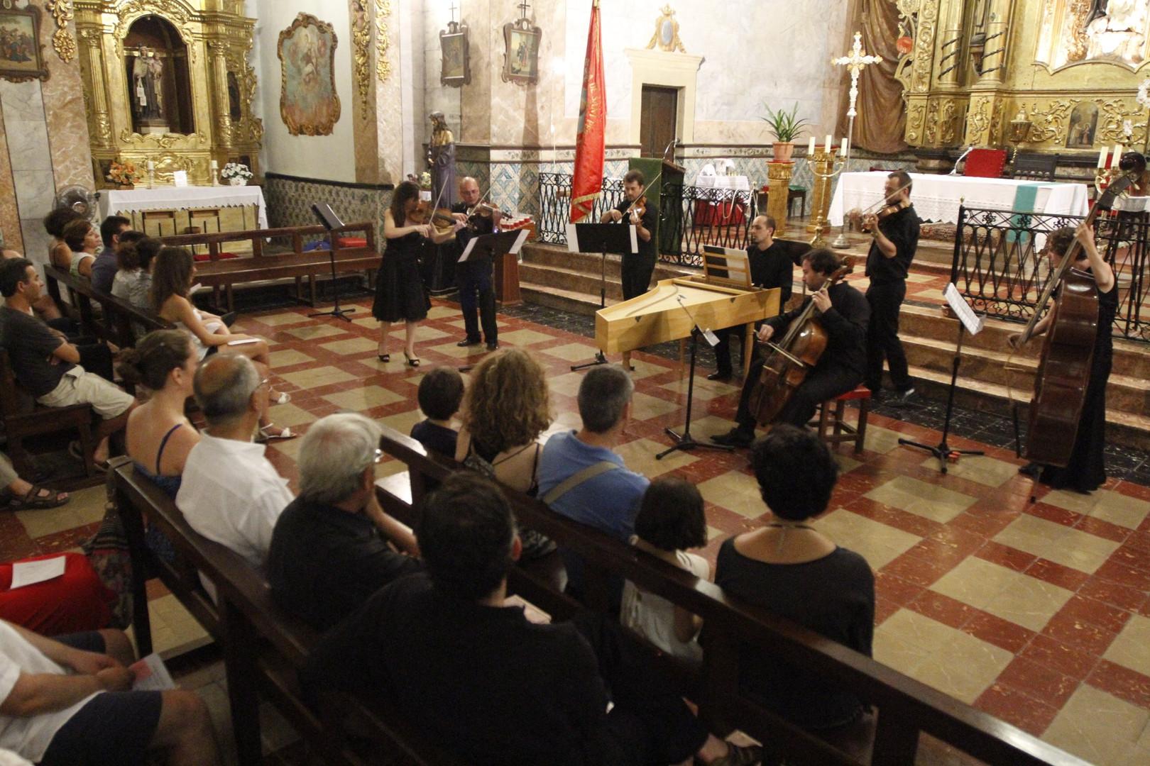 Iglesia de Santo Domingo de Dalt Vila | Ibiza
