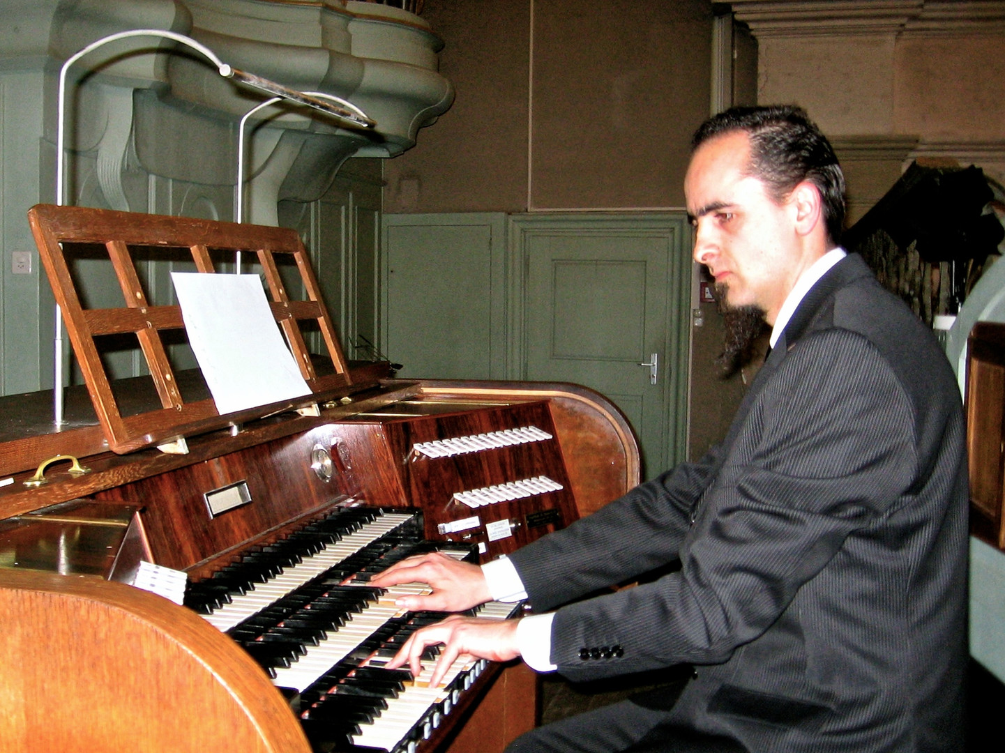 International Festival of Organ Music Fribourg