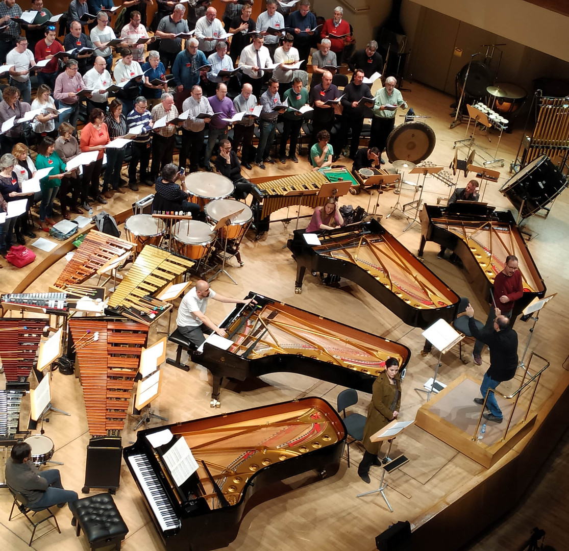 Sala Sinfónica of the Auditorio Nacional de Música   Madrid