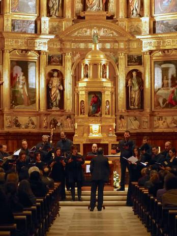 Catedral de La Magdalena de Getafe   Madrid