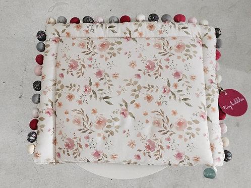 Poduszka płaska dla dziecka VINTAGE FLOWERS