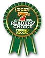 2019 Poconos Record, Readers' Choice 1st place