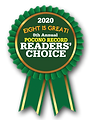 2020 Poconos Record, Readers' Choice 1st place
