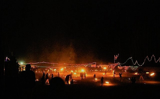 Centuries old Mayfang (Light and Fire) Festival at Gilgit Baltistan