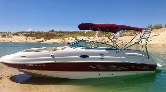 Lake Powell Boat Rental