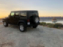 Lake Powell Jeep Rental