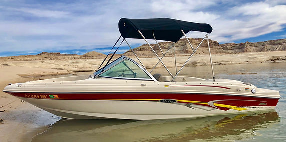 Boat Rentals on Lake Powell