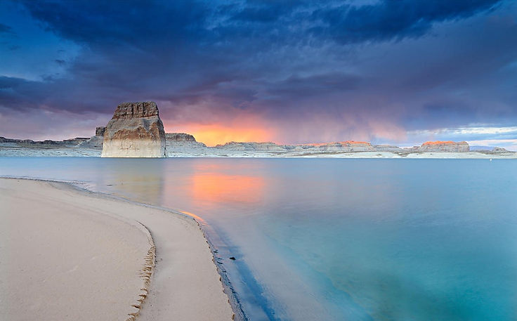 Lake Powell, Lone Rock