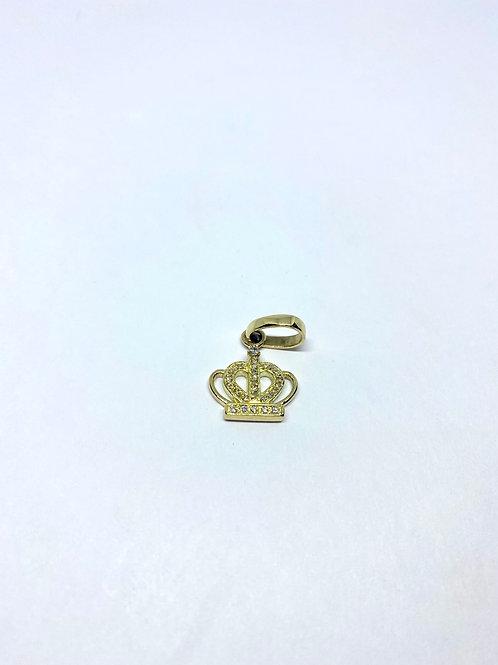 Dije corona 👑 reina 👸