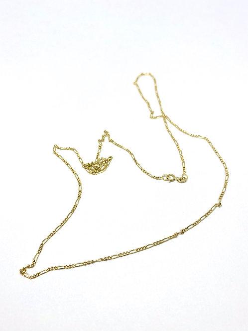 Cadena cartier 1.7 gramos 60 cms