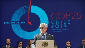 COP-25: Los principales desafíos de Chile frente a la mayor cumbre sobre cambio climático