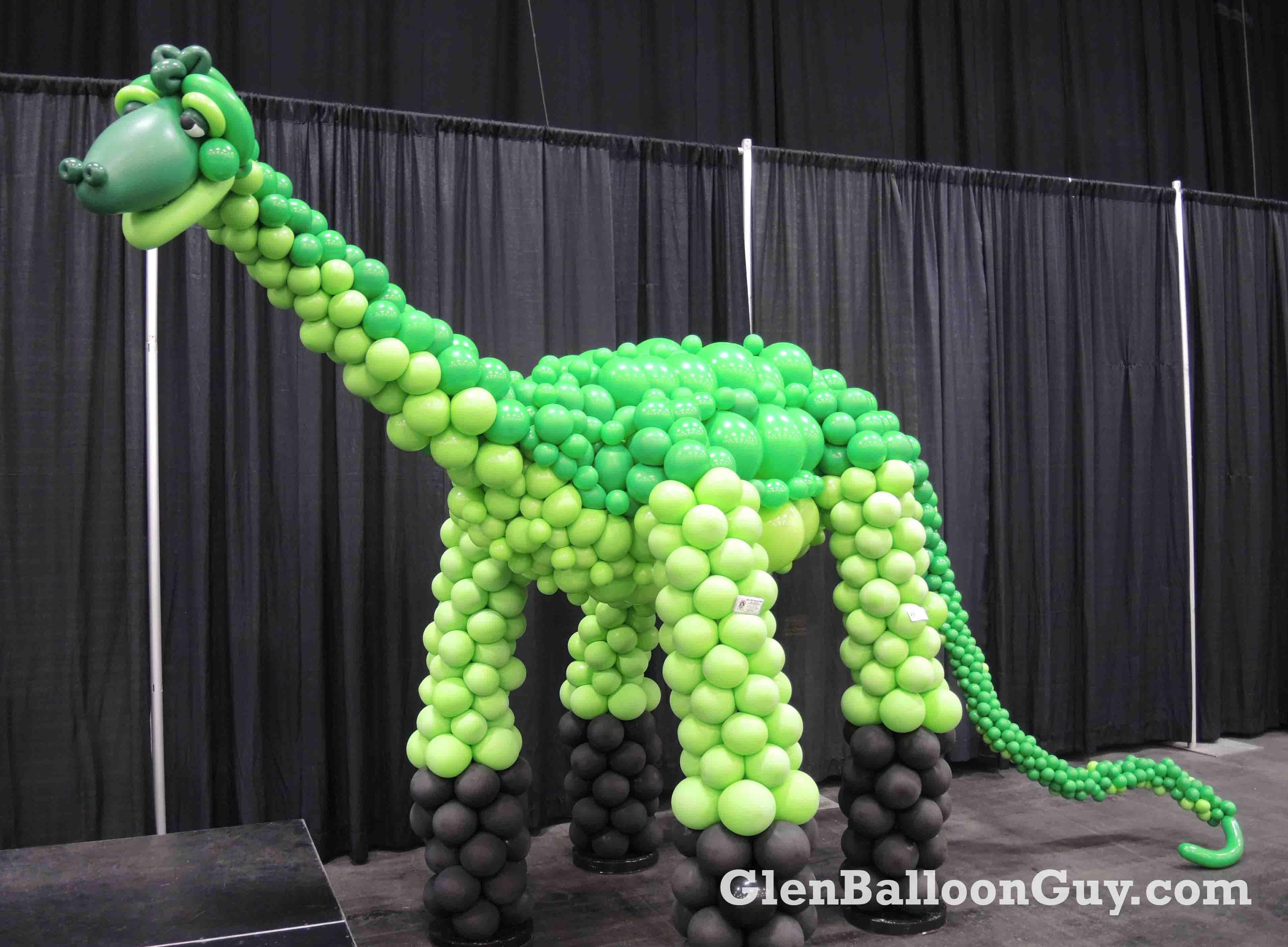 Big Balloon Dino - KDays 2018