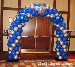 20_foot_Blue_Silver_Arch