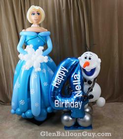 Elsa_Olaf_Frozen_4th_Bday