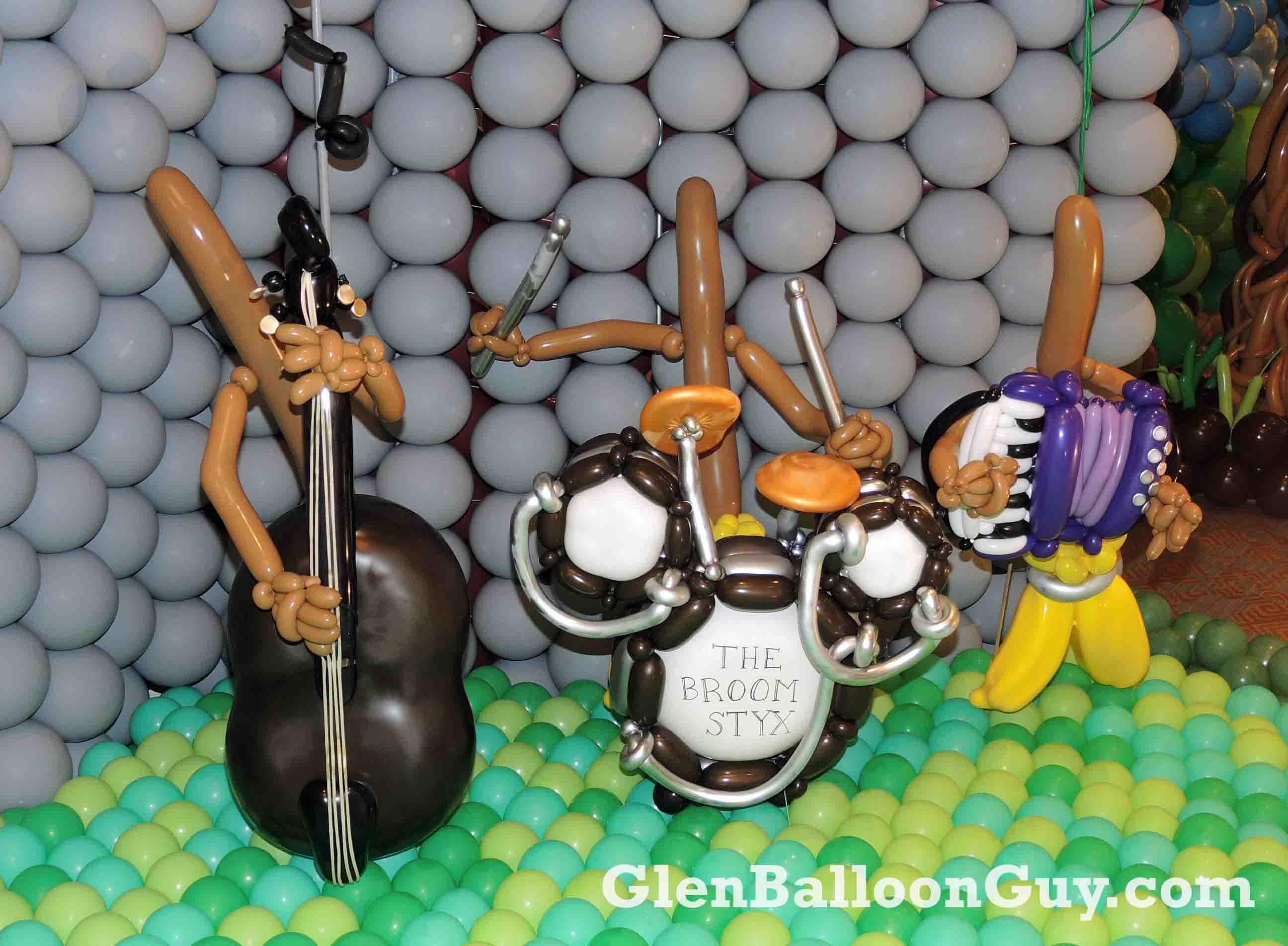 BroomStix Band