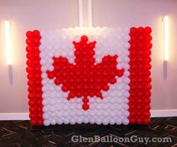 Canada_Flag_Balloon_Wall
