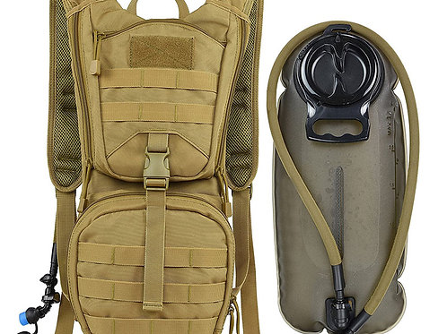 Hiking Backpack -with 2.5lt Hydration Pack