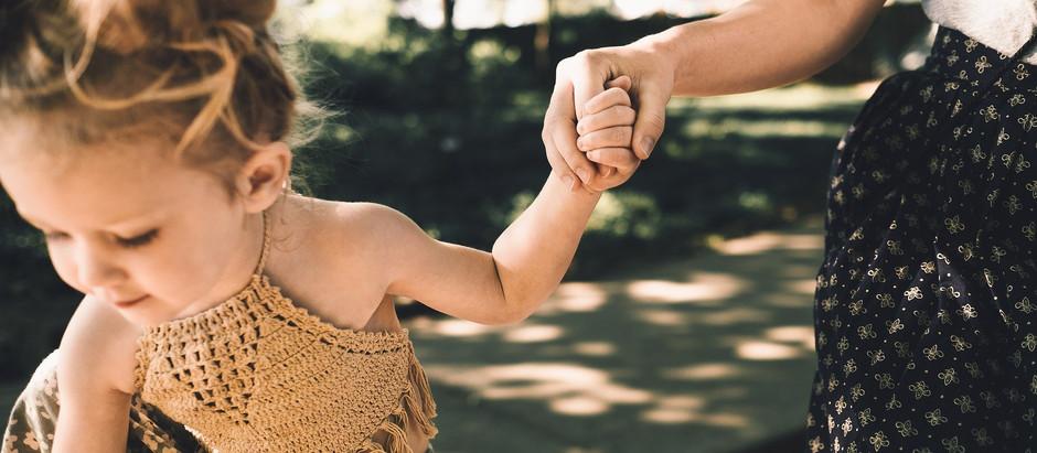 Wobei dir als Mama eine Massage rasch & einfach helfen kann!