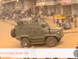 Uganda's 2021 presidental election