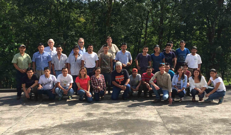 Santa Teresa Estate Plantation Team