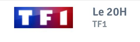 TF1 le 20h