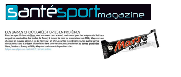 Santé Sport Magazine