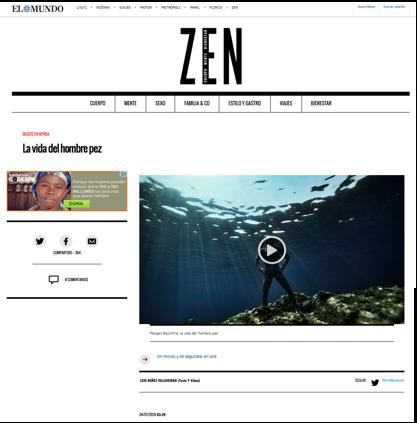 El Mundo - Zen