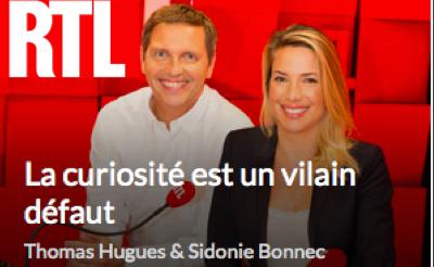 RTL - La curiosité est un vilain....