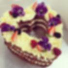 Red Velvet Cream Cheese and Whit Choclat