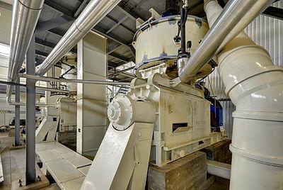 RBD Coconut oil crushing