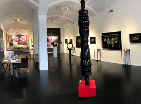 Yaniv Edery & Dylan Martinez Exhibition