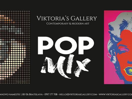 POP MIX exhibition