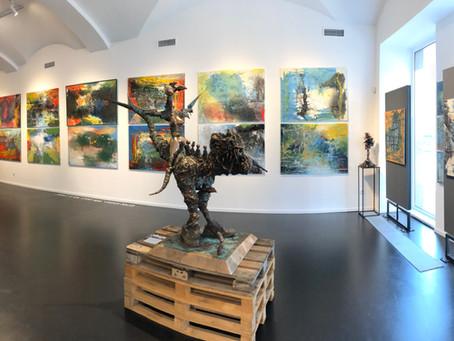 Exhibition Štefan Polák 09/08/19