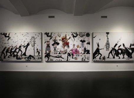 Exhibition Gérard Rancinan 17/09/19