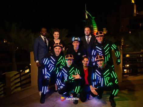 SwissDays Dubai 2019 with Charles Nguela