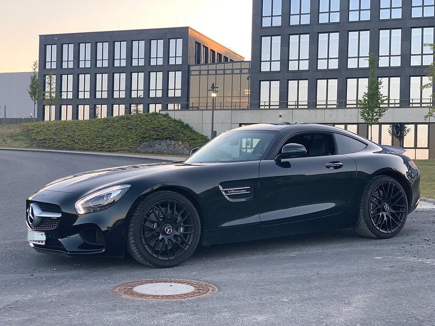 AMG GT Mieten Köln Bonn Rent Performance
