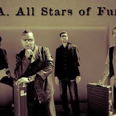 L.A. ALLSTARS Of FUNK