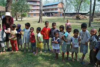 Addressing Hunger, Creating Literacy for All Children