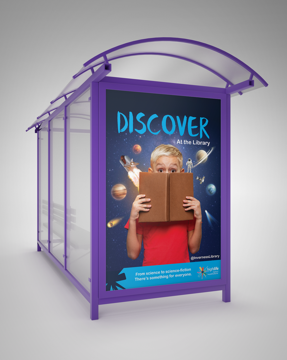 Discover Bus Stop
