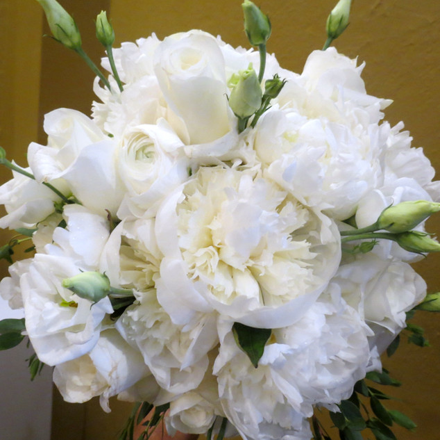 Peony/Rose/Lithianthus