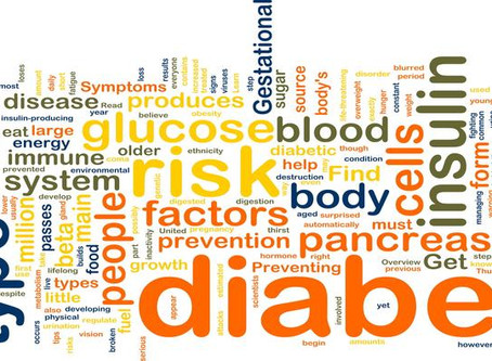 Do you know if you have Diabetes?