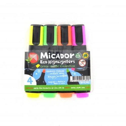 MICADOR Eco Highlighters