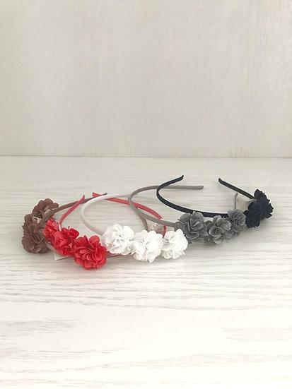 Diadema Tres Flores