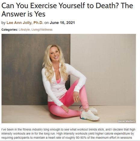 Rhabdomyolysis and exercise